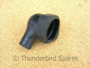 Rubber Boot, Lucas Ignition Switch, Triumph 350/500/650/750 1966-1978, 97-2262